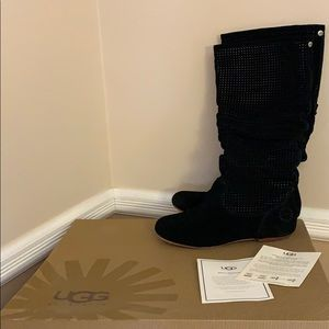 UGG WOMENS ABILENE BOOT SZ 8